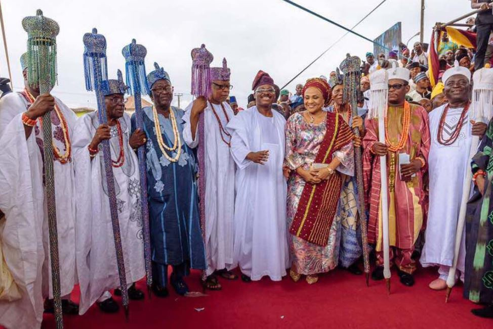 Ladoja Asks Ibadan New Obas To Stop Chasing Shadow
