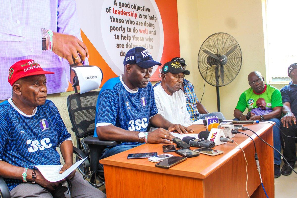 APC Planning To Cause Mayhem In Ogbomoso, Oke-Ogun, Other PDP Strongholds - Makinde