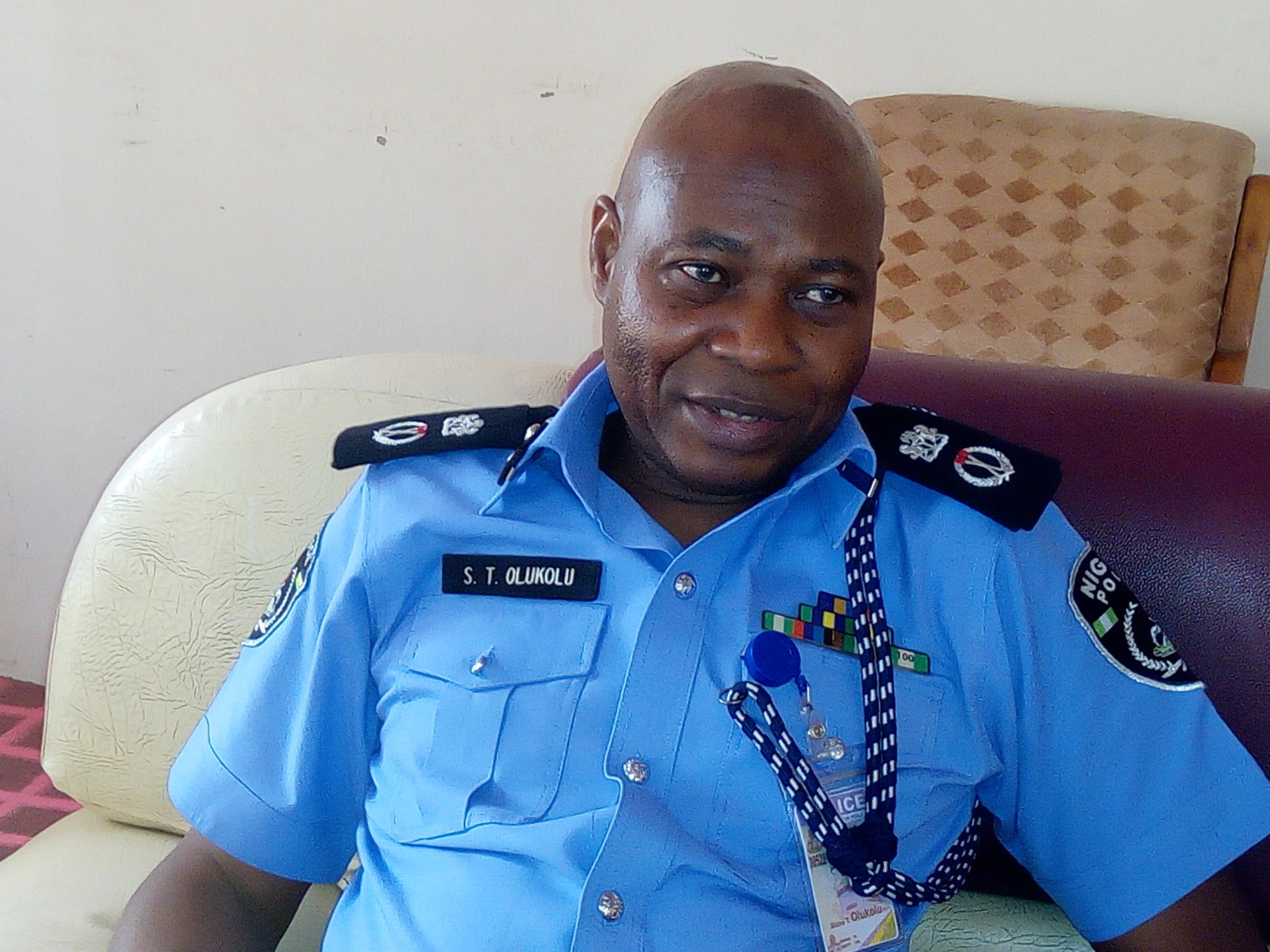 Oyo State Commissioner of Police, Shina Olukolu. Photo: Daily Post