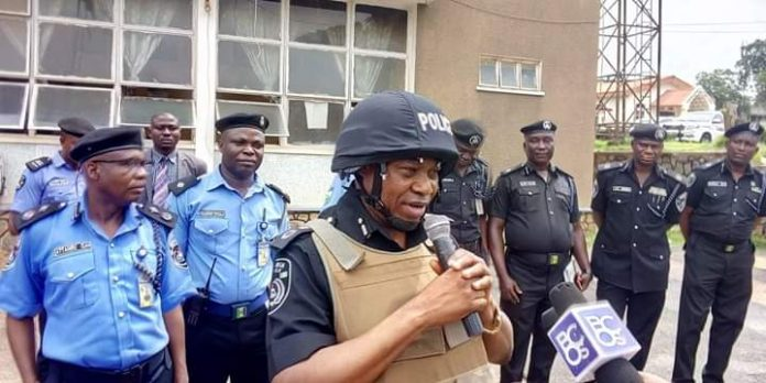 Oyo Police Launches 'Operation Puff Adder' To Improve Security, Reduce Criminal Acts